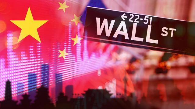 Mặt trận mới của chiến tranh thương mại Mỹ - Trung: Phố Wall - Ảnh 2.
