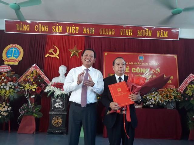 Tân Chánh án TAND Thừa Thiên - Huế là ai? - Ảnh 1.