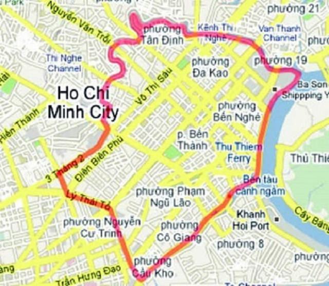 Đề xuất xây 34 cổng thu phí, siết ôtô vào trung tâm Sài Gòn gây ùn tắc - Ảnh 1.
