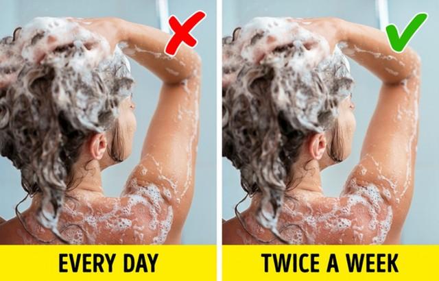 Những sai lầm khi tắm nhiều người hay mắc phải - Ảnh 3.