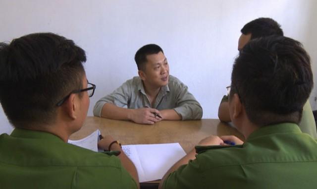 Khởi tố đối tượng người Trung Quốc lừa đảo chiếm đoạt tài sản  - Ảnh 1.