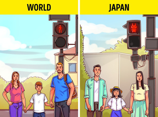 Ngay cả khi du lịch khắp thế giới nhưng bạn chỉ có thể bắt gặp 8 điều này khi đặt chân đến Nhật Bản - Ảnh 1.