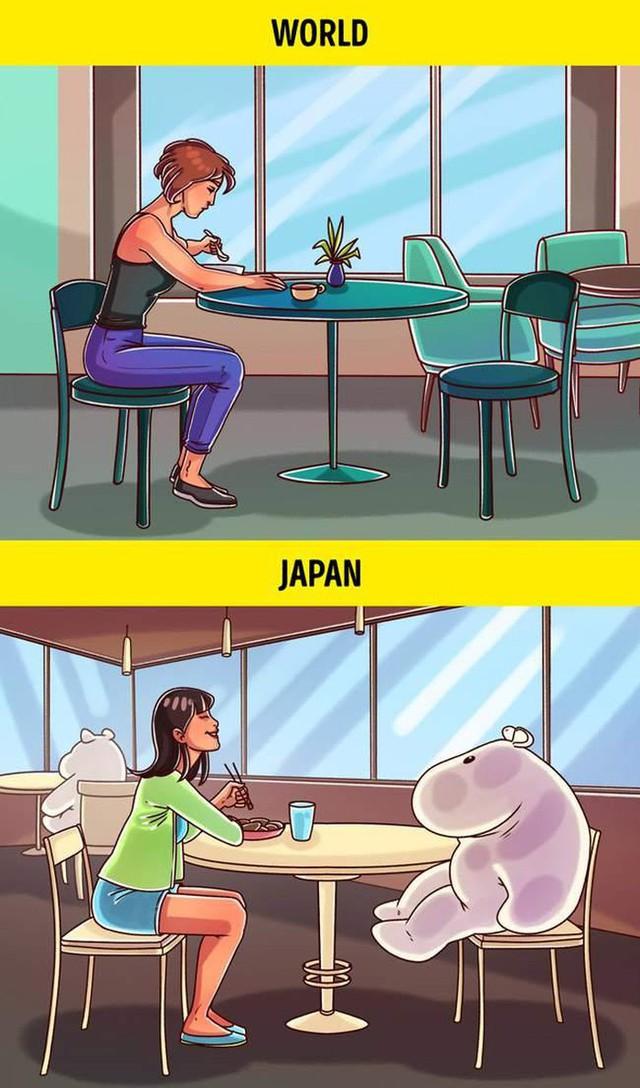 Ngay cả khi du lịch khắp thế giới nhưng bạn chỉ có thể bắt gặp 8 điều này khi đặt chân đến Nhật Bản - Ảnh 5.