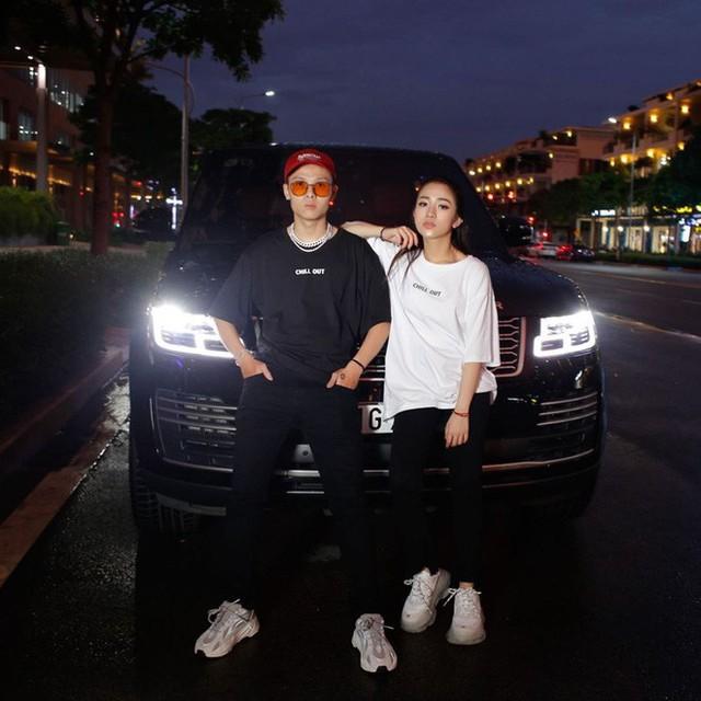 Thú chơi siêu xe và xe siêu sang toàn hàng khủng của vợ cũ đại gia Phạm Trần Nhật Minh cùng con gái - Ảnh 11.