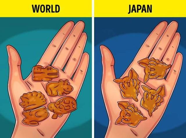 Ngay cả khi du lịch khắp thế giới nhưng bạn chỉ có thể bắt gặp 8 điều này khi đặt chân đến Nhật Bản - Ảnh 7.