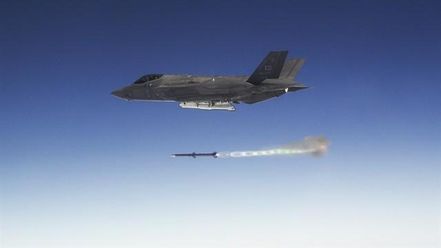 Lý do bất ngờ khiến Trung Đông căng như dây đàn: Những chiếc F-35 của Mỹ - Ảnh 1.