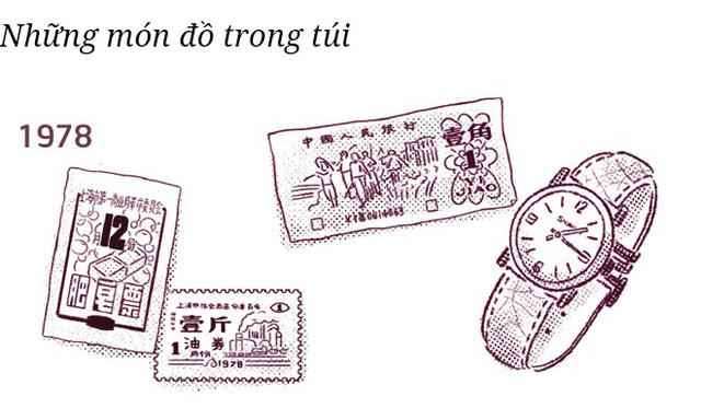 Từ tem phiếu đến smartwatch: Bộ tranh thú vị về sự thay đổi vượt bậc trong đời sống của người dân Trung Quốc sau 40 năm mở cửa nền kinh tế - Ảnh 6.