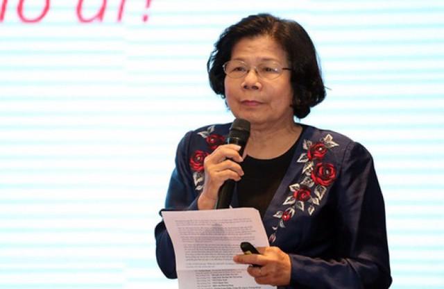Bà Vũ Kim Hạnh: 'Dựa trên pháp luật hiện nay, Asanzo không vi phạm về xuất xứ hàng hóa'