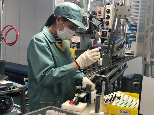 Nhật thu hút gần 33.500 lao động Việt sang làm việc - Ảnh 1.