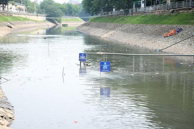 Chuyên gia Nhật tính kế không để triệu khối nước cuốn trôi kết quả sông Tô Lịch - Ảnh 2.