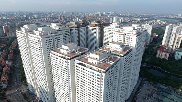 Sai phạm tại tổ hợp chung cư HH Linh Đàm: Hàng chục vạn cư dân bất an  - Ảnh 1.