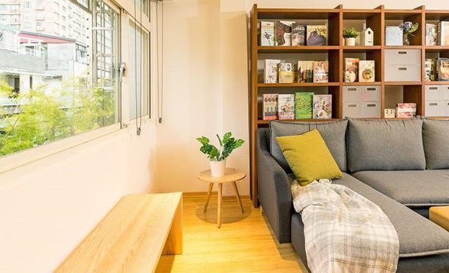 Căn chung cư 2 tầng giá bình dân đẹp mỹ mãn, ai cũng mê - Ảnh 2.