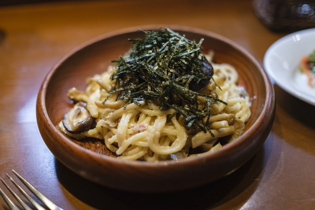 Đi Nhật thì nhất định phải ăn thử mì Ý - nghe tưởng đùa nhưng rất nghiêm túc - Ảnh 3.