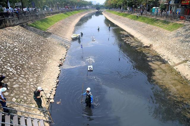 Chuyên gia Nhật tính kế không để triệu khối nước cuốn trôi kết quả sông Tô Lịch - Ảnh 5.