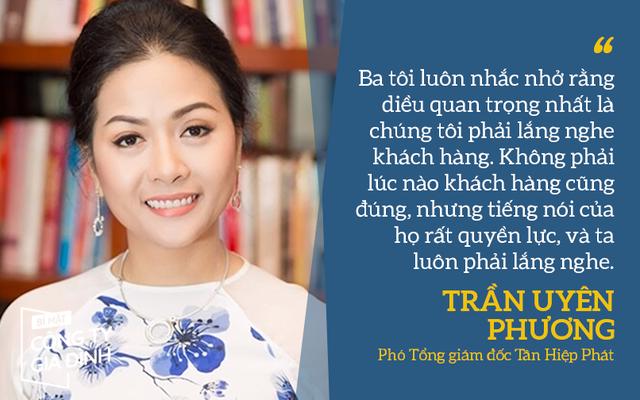 Không phải Tân Hiệp Phát, những bài học này mới là tài sản lớn nhất Dr. Thanh để lại cho con - Ảnh 1.