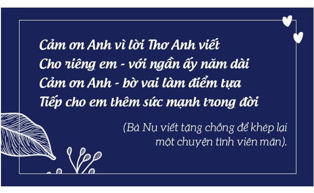 """Chuyện tình nhà Dr Thanh: """"40 năm cuồng phong bão tố, gia đình mình vẫn mãi bình yên"""" - Ảnh 11."""