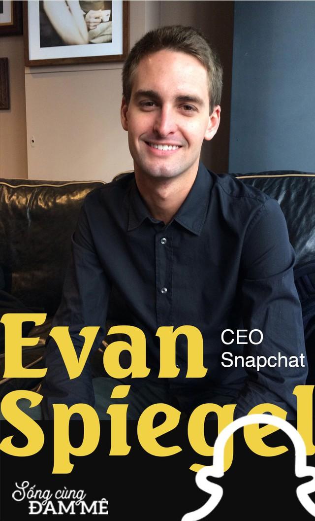 """Chuyện khởi nghiệp táo bạo của gã điên thiên tài Evan Spiegel: Thiếu gia """"vượt sướng"""" dựng cơ nghiệp tỷ đô, cạnh tranh với cả Facebook - Ảnh 9."""