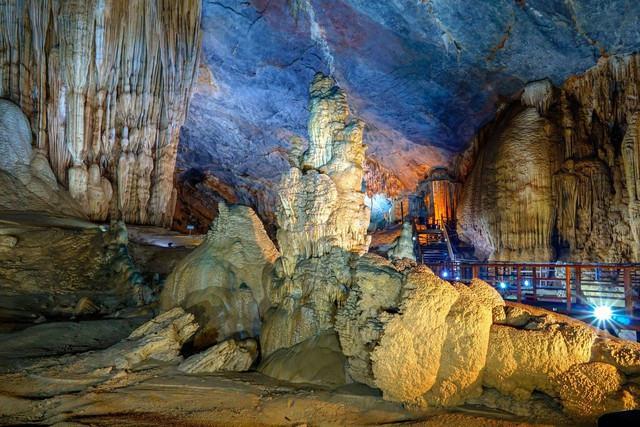 Nóng: Động Thiên Đường ở Quảng Bình được xác lập kỷ lục hang động độc đáo và tráng lệ nhất châu Á - Ảnh 13.