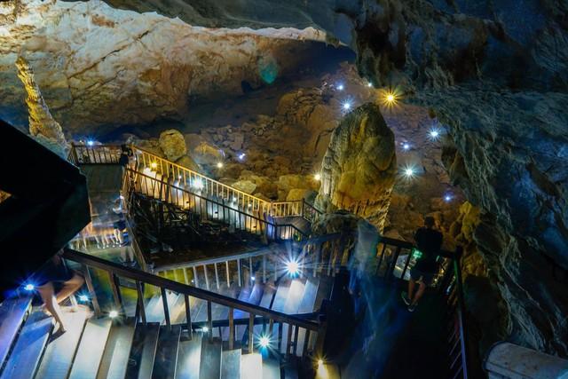 Nóng: Động Thiên Đường ở Quảng Bình được xác lập kỷ lục hang động độc đáo và tráng lệ nhất châu Á - Ảnh 7.