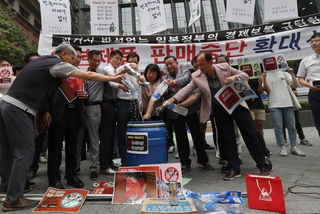 Đằng sau căng thẳng giữa Nhật Bản – Hàn Quốc và bài toán mới cho Việt Nam - Ảnh 9.