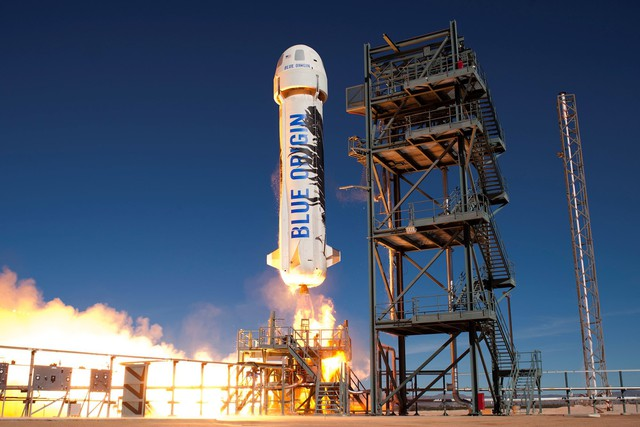 Dành cả cuộc đời mình thực hiện ước mơ đưa con người du lịch vòng quanh vũ trụ, Jeff Bezos không ngần ngại chi hàng tỷ đô la vào việc nghiên cứu - Ảnh 2.