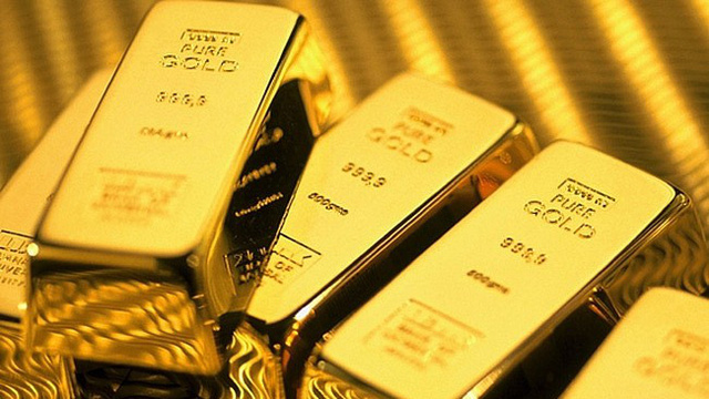 Cuối tuần giá vàng trong nước và thế giới cùng giảm - Ảnh 1.