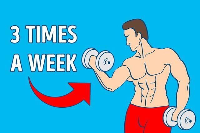Mỗi dáng người phù hợp với kiểu bài tập thể dục riêng: Hãy lựa chọn đúng để mang lại kết quả tốt nhất! - Ảnh 3.