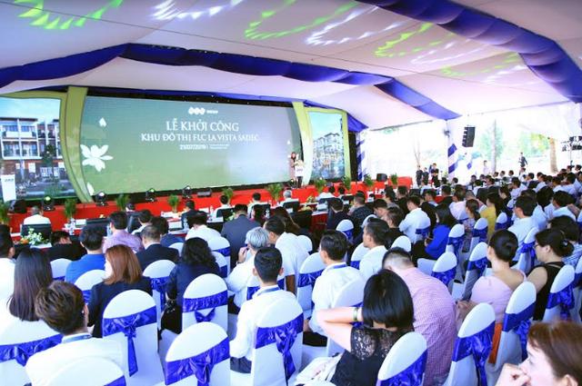 Khởi công khu đô thị cao cấp FLC La Vista Sadec, Tập đoàn FLC chính thức Nam tiến - Ảnh 1.