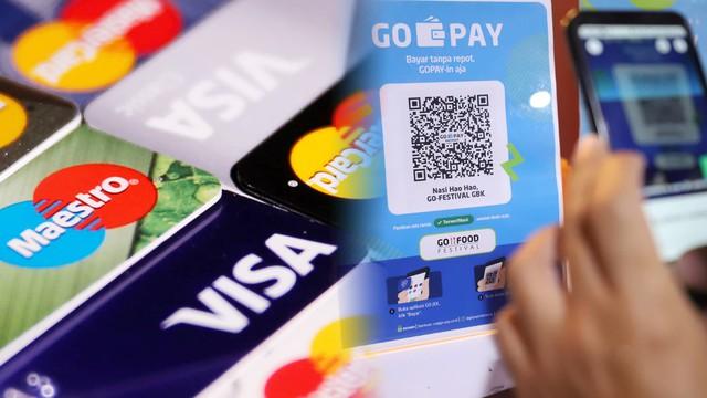Cuộc đua không tiền mặt tại châu Á: Thẻ visa đang 'thua' ví điện tử - Ảnh 2.