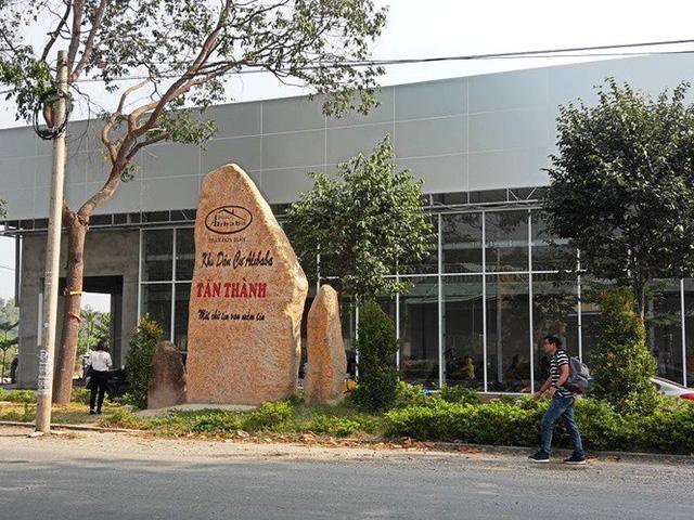 """Buộc cưỡng chế dự án """"ma"""" của địa ốc Alibaba do chây ỳ tháo dỡ - Ảnh 2."""