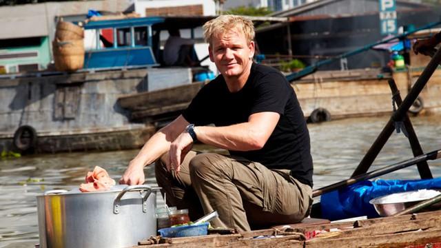Miệt mài quảng bá món Việt, Gordon Ramsay đích thực là fanboy có tâm của ẩm thực Việt Nam - Ảnh 4.