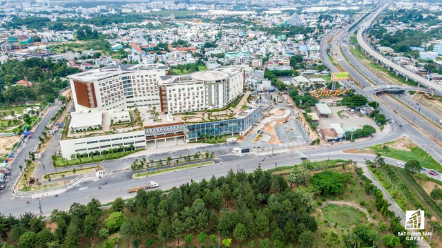 Cận cảnh dự án bệnh viện gần 6.000 tỷ đồng tại TP.HCM sắp đi vào hoạt động vào cuối năm 2019 - Ảnh 5.