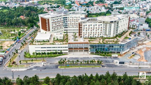 Cận cảnh dự án bệnh viện gần 6.000 tỷ đồng tại TP.HCM sắp đi vào hoạt động vào cuối năm 2019 - Ảnh 6.
