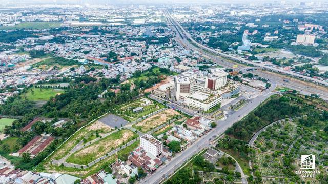 Cận cảnh dự án bệnh viện gần 6.000 tỷ đồng tại TP.HCM sắp đi vào hoạt động vào cuối năm 2019 - Ảnh 1.