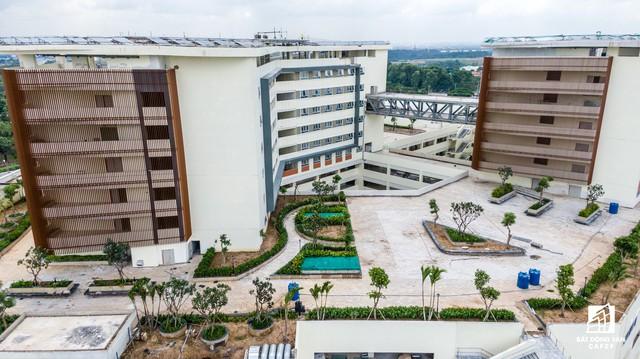 Cận cảnh dự án bệnh viện gần 6.000 tỷ đồng tại TP.HCM sắp đi vào hoạt động vào cuối năm 2019 - Ảnh 13.
