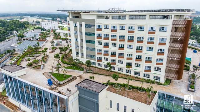 Cận cảnh dự án bệnh viện gần 6.000 tỷ đồng tại TP.HCM sắp đi vào hoạt động vào cuối năm 2019 - Ảnh 14.