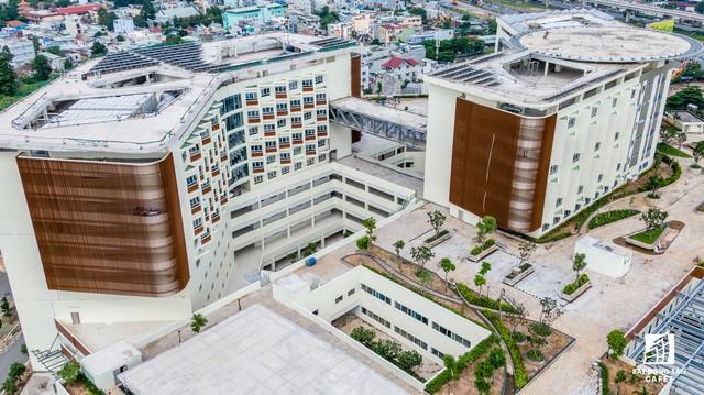 Cận cảnh dự án bệnh viện gần 6.000 tỷ đồng tại TP.HCM sắp đi vào hoạt động vào cuối năm 2019 - Ảnh 17.