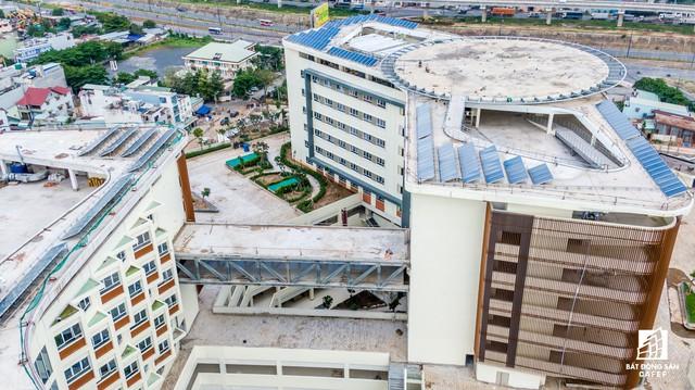 Cận cảnh dự án bệnh viện gần 6.000 tỷ đồng tại TP.HCM sắp đi vào hoạt động vào cuối năm 2019 - Ảnh 19.