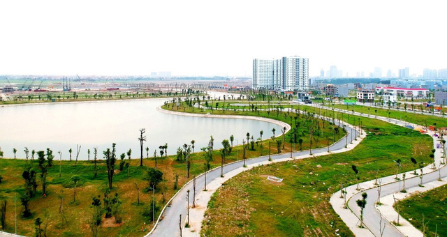 Đất ngoại thành nhiều quận, huyện Hà Nội tăng giá - Ảnh 1.