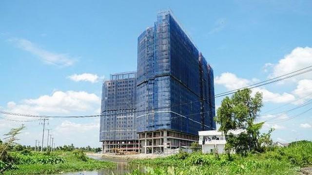 Thực hư về việc dự án Marina Tower - Bình Dương xây dựng trái phép - Ảnh 2.