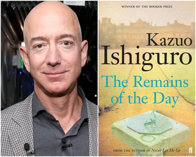 Những cuốn sách gối đầu giường 8 bộ óc thiên tài nhất thế giới luôn đọc hàng đêm: Jeff Bezos chọn tiểu thuyết, CEO Google thích y khoa - Ảnh 2.