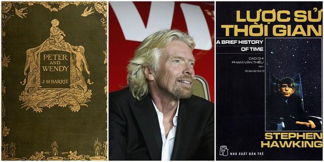 Những cuốn sách gối đầu giường 8 bộ óc thiên tài nhất thế giới luôn đọc hàng đêm: Jeff Bezos chọn tiểu thuyết, CEO Google thích y khoa - Ảnh 8.