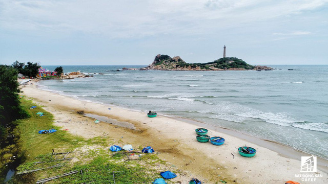 Hàng loạt dự án bất động sản nghỉ dưỡng quy mô nghìn tỷ đổ vào Bình Thuận - Ảnh 1.