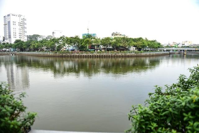Từng đen thối như sông Tô Lịch, kênh Nhiêu Lộc khét tiếng giờ ra sao? - Ảnh 3.