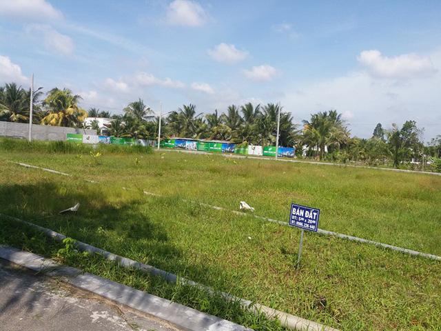 Báo động tình trạng lấy đất nông nghiệp phân lô, bán nền nhà thu lợi - Ảnh 1.