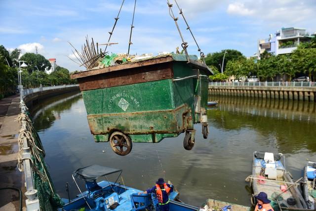 Từng đen thối như sông Tô Lịch, kênh Nhiêu Lộc khét tiếng giờ ra sao? - Ảnh 14.
