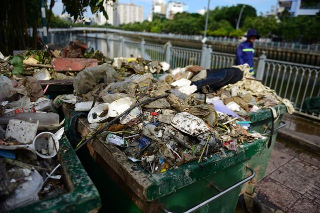 Từng đen thối như sông Tô Lịch, kênh Nhiêu Lộc khét tiếng giờ ra sao? - Ảnh 15.