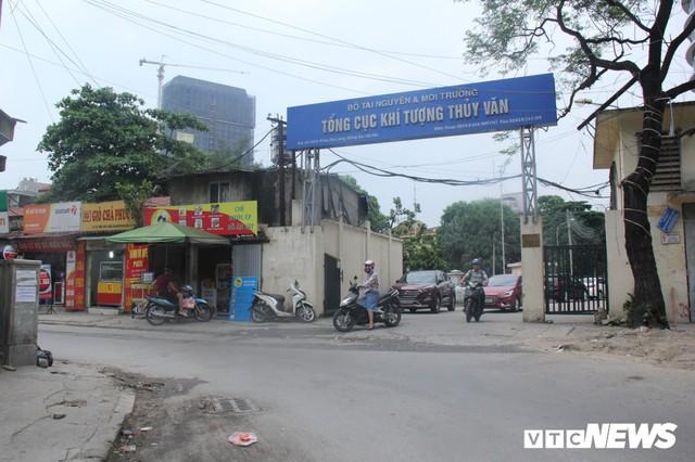 Ảnh: Con đường quan trọng trung tâm Thủ đô rục rịch thi công sau 15 năm đắp chiếu - Ảnh 4.