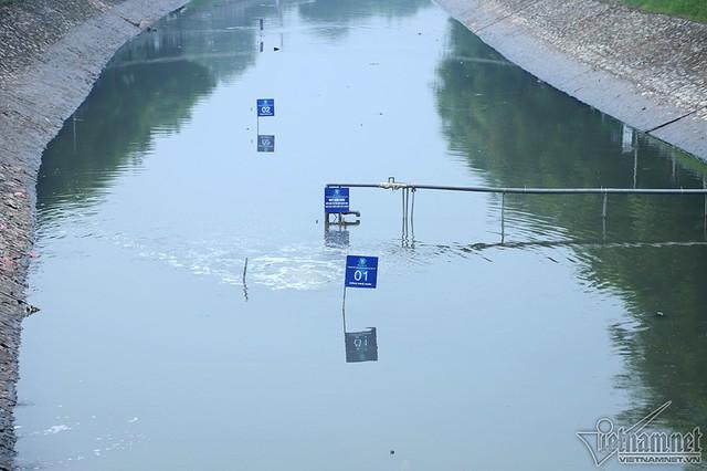 Xả triệu khối nước vào sông Tô Lịch, ở Nhật phải báo trước 3-5 ngày - Ảnh 6.