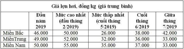 Giá thịt lợn tại Trung Quốc có thể tăng tới 40 - 70% trong 6 tháng cuối năm - Ảnh 3.